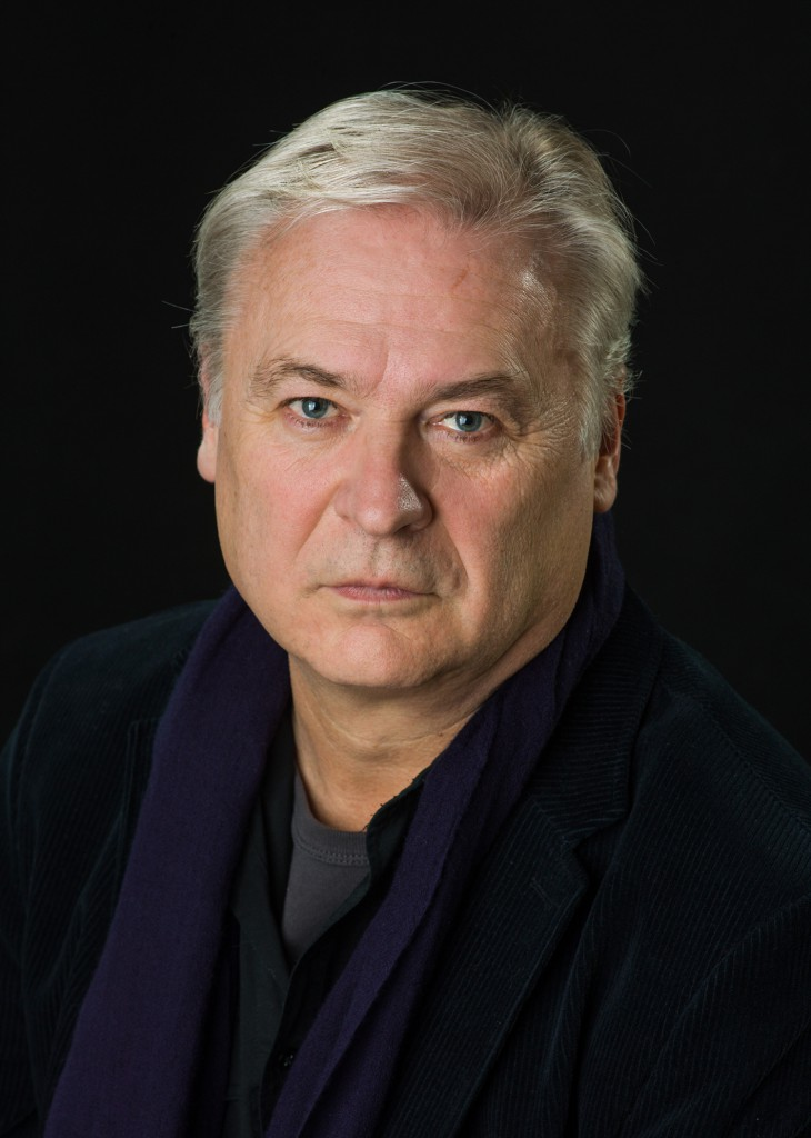 Psychotherapeut Dr. Gerhard Walter (Portrait)